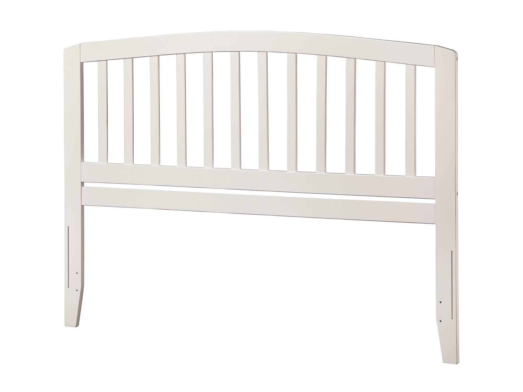 Atlantic Furniture AR288842 Richmond Headboard, Queen, White by Atlantic Furniture