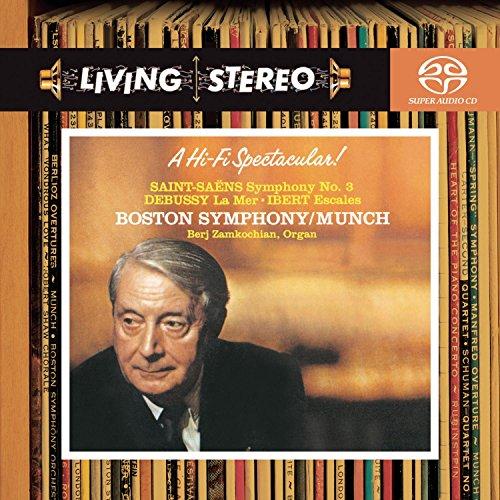 - Saint-Saëns: Symphony No. 3- Organ / Debussy: La Mer / Ibert: Escales (Ports of Call)