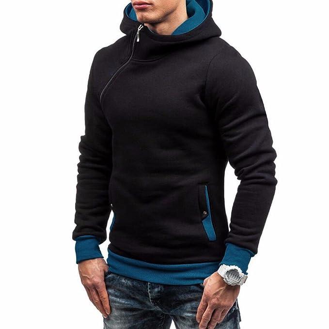 Bekleidung Zolimx Kapuzenpullover Sweatshirts für Herren
