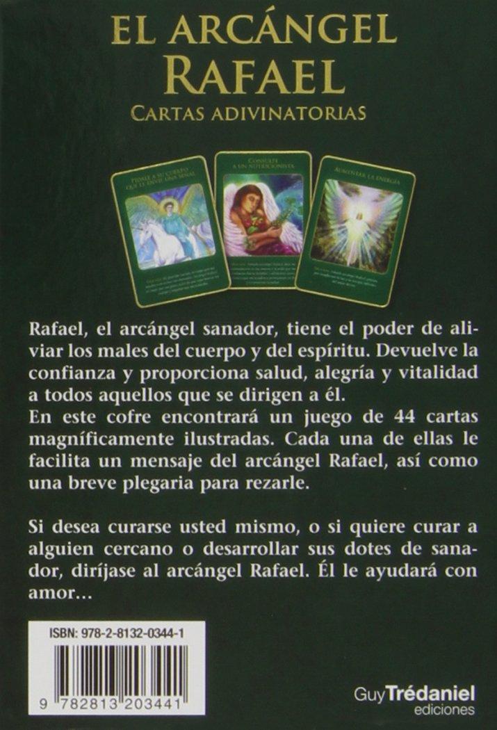 El Arcángel Rafael. Cartas Adivinatorias: Amazon.es: Doreen ...