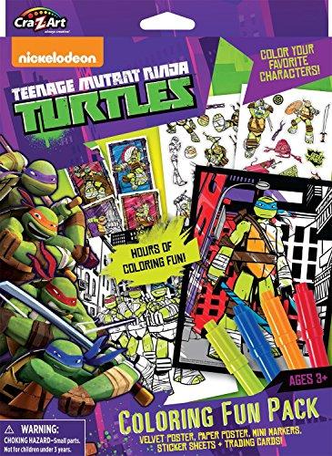 Cra Z Art Teenage Mutant Ninja Turtles Fun Pack Buy