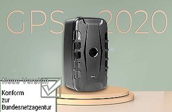 Localizador GPS Power Finder de PAJ con Imán- Marca Alemana- Antirrobo, Seguro para Remolque y Coche- Batería Dura hasta 2 Meses - Variante Localización por SMS: Amazon.es: Electrónica