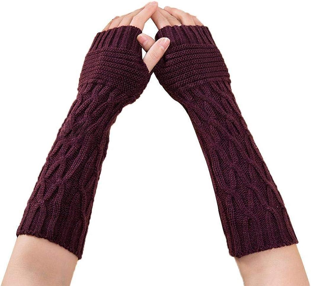 IEnkidu Women Knitted Arm...