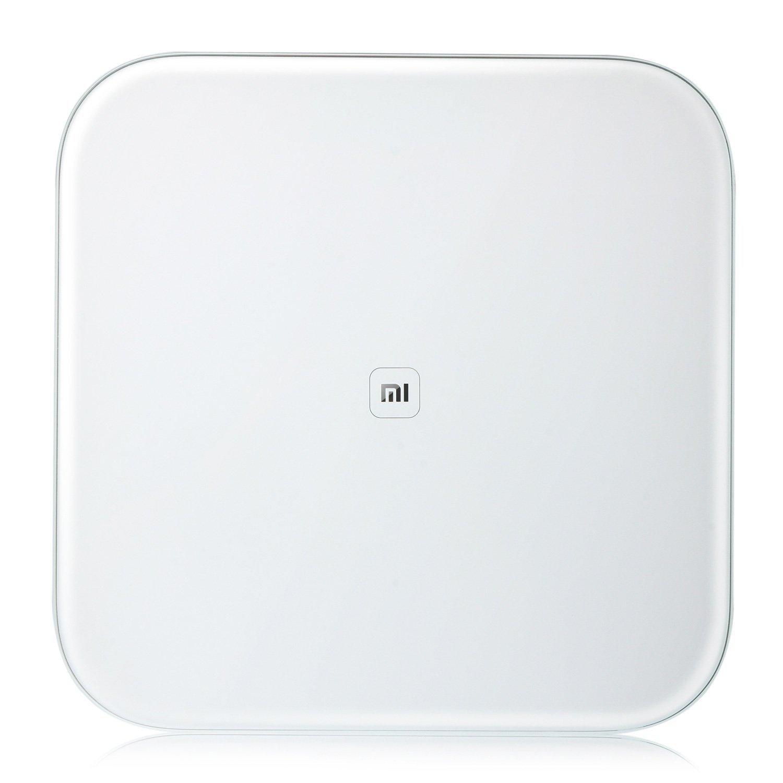 Original Xiaomi Smart ponderación Escala báscula de baño digital de Xiaomi Android 4,4 y iOS 7,0 sobre Bluetooth 4.0: Amazon.es: Electrónica