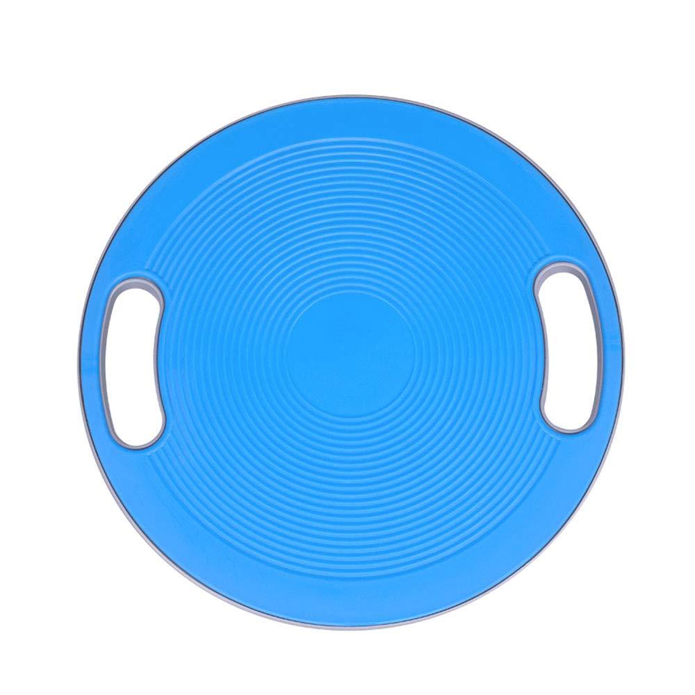 TESITE Trainer FüR Bewegungsstabilisierung Der Bewegungsplatte/Platte FüR Die Rehabilitation Der Physiotherapie (Blau)