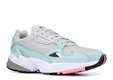 8a51cf5aa adidas Falcon Womens in Grey Green