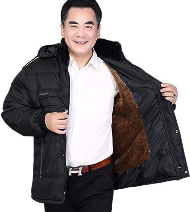 KINDOYO Parka Coat - Chaqueta de Escalada con Capucha Cálida ...