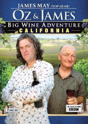 Oz & James Big Wine Adventure - California by BFS Entertainment