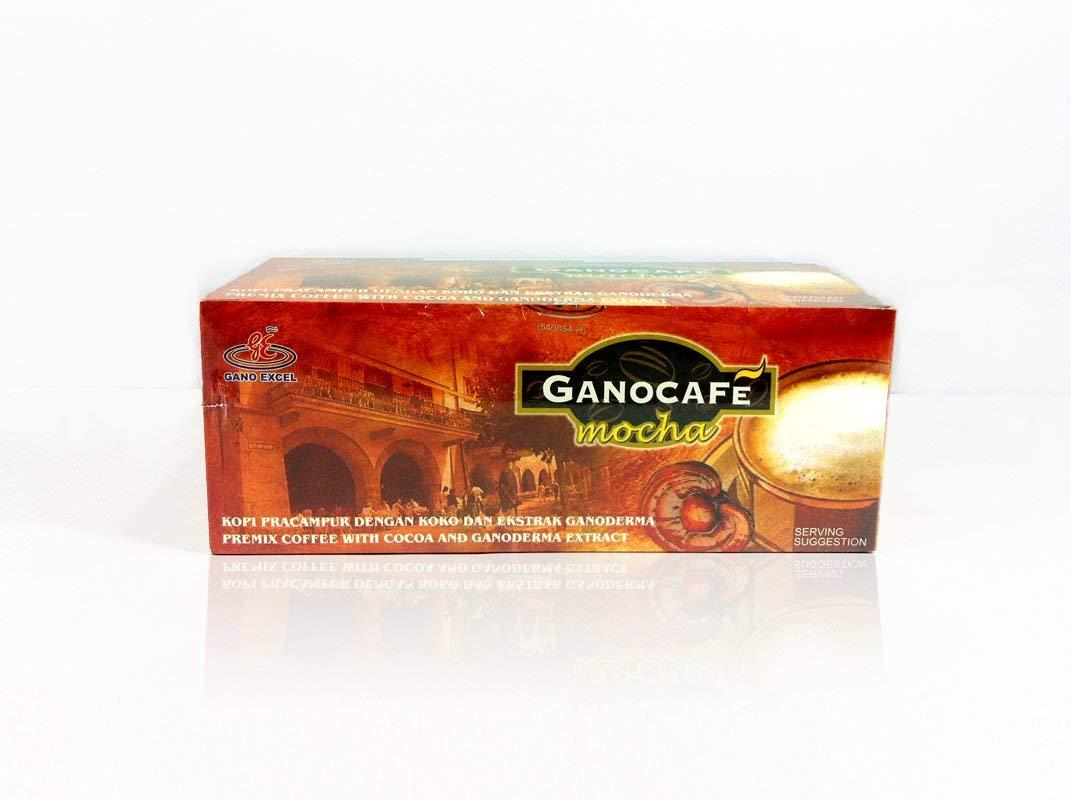 1 Box Gano Excel Mocha Coffee Ganoderma Lucidum Extract