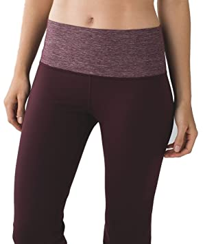 e681f43307 Image Unavailable. Image not available for. Colour: LULULEMON - Groove Pant  III ...