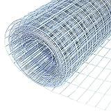 ALEKO Mesh Wire Roll Concrete Reinforcement Mesh 30 Inches Height, 10 Feet Length 16 Gauge Steel 1/2 x 1 Inch Mesh