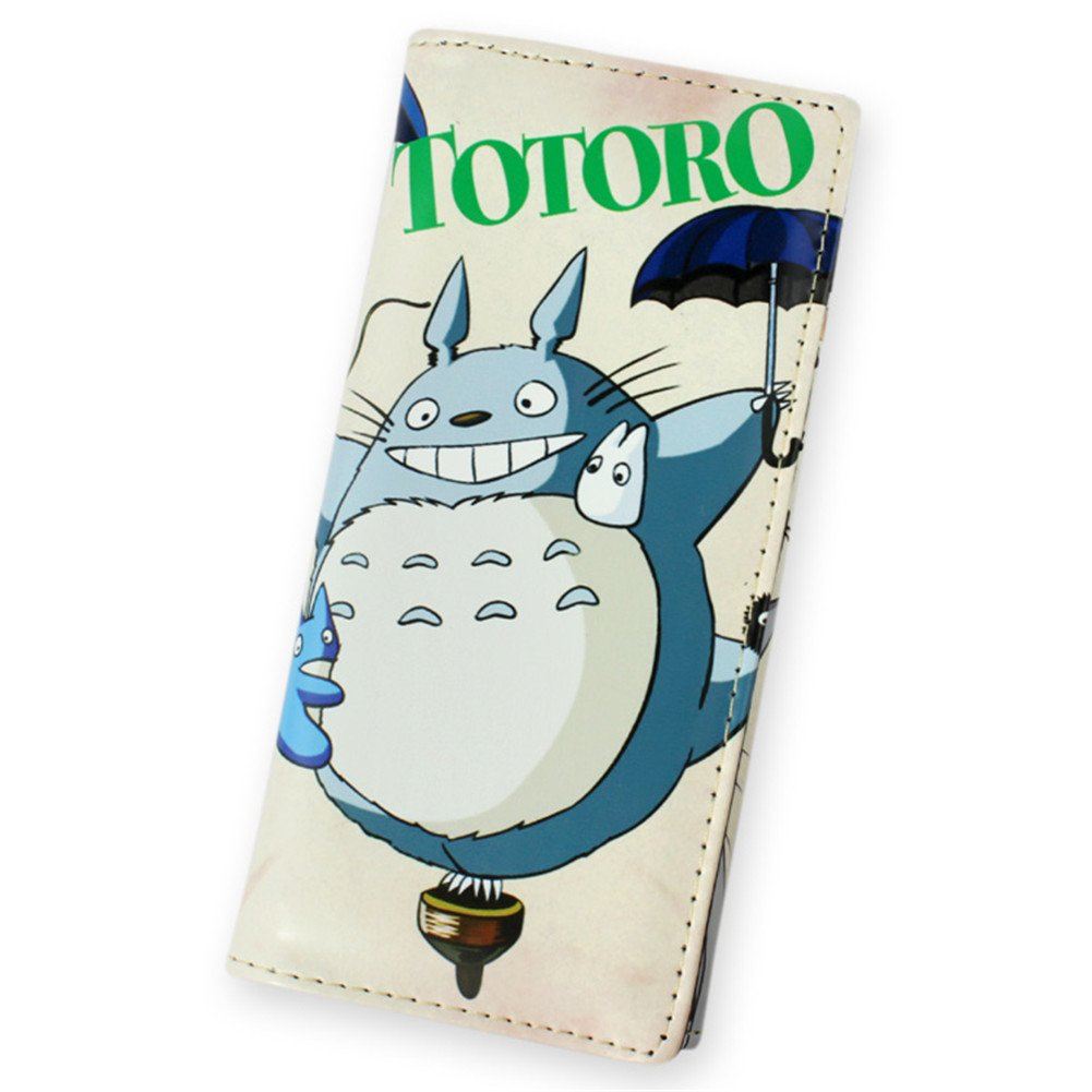 Gumstyle My Neighbor Totoro Anime Cosplay Long Wallet Coin Pocket Card Purse 3