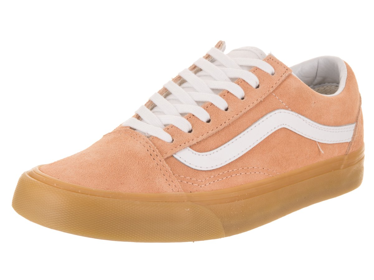 4a0e45947c Galleon - Vans Unisex Old Skool (Double Light Gum) Apricot Ice Skate Shoe 6  Men US   7.5 Women US