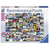 Ravensburger 99 Beautiful Places in the USA & Canada 1000pc Jigsaw Puzzle
