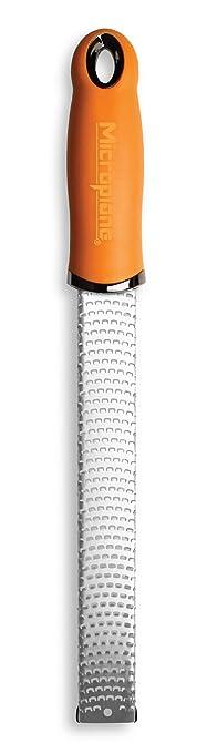 150 opinioni per Microplane- Grattugia, colore: Arancione