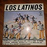 Conjunto Los Latinos – Los Latinos Sello: Areito – LD-3593 Formato: Vinyl, LP