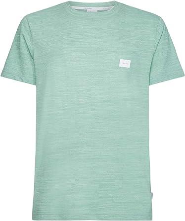 Calvin Klein - Camiseta Logo CK - K105181MQ3 - M: Amazon.es: Ropa y accesorios