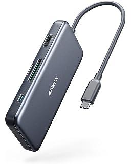 4b05cbfb210e Amazon.com: INSTEN 7-Port Octopus USB Hub, Black Compatible with ...