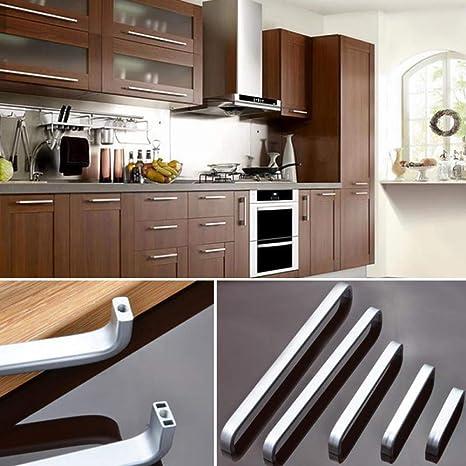 DGDJ-tiradores de aluminio para muebles de cocina con mango ...