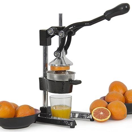 toolya acero inoxidable fruta exprimidor Manual Pro Limón Naranja Citrus Fresh Squeeze Exprimidor
