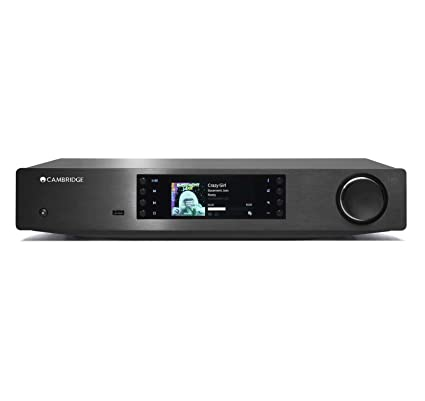 Amazon.com: Cambridge Audio CXN Network Player (Black): Home Audio ...