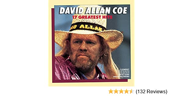 david allan coe 17 greatest hits download
