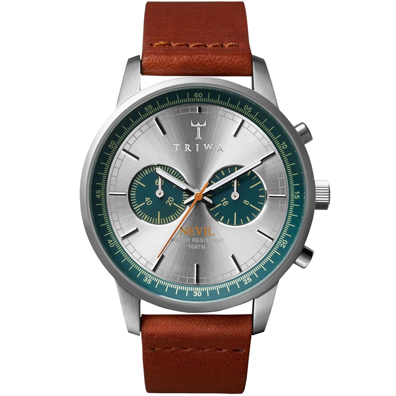 TRIWA Watch - Nevil - Petroleum