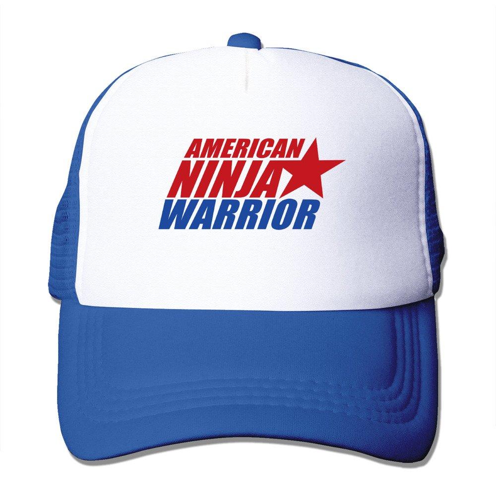 Symbol Logo American Ninja Warrior Snapback Hats: Amazon.com ...