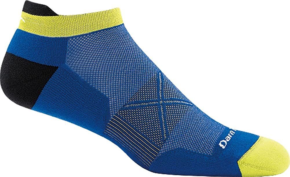 Darn Tough Coolmax Vertex No Show Tab Ultra-Light Cushion Sock - Men's