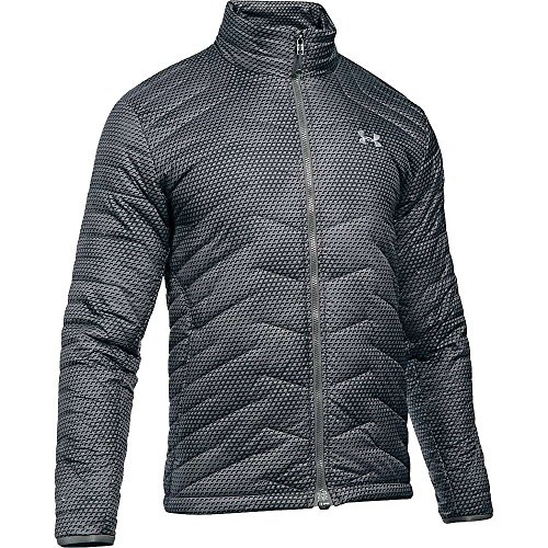 Under Armour UA ColdGear Reactor Jacket - Men's Graphite / Overcast Grey Small