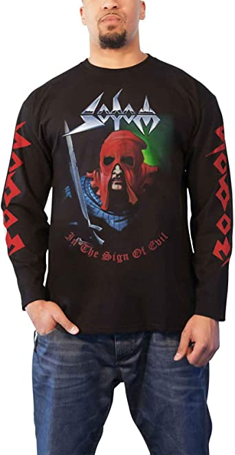 Sodom /'In The Sign Of Evil/' T-Shirt NEW /& OFFICIAL!