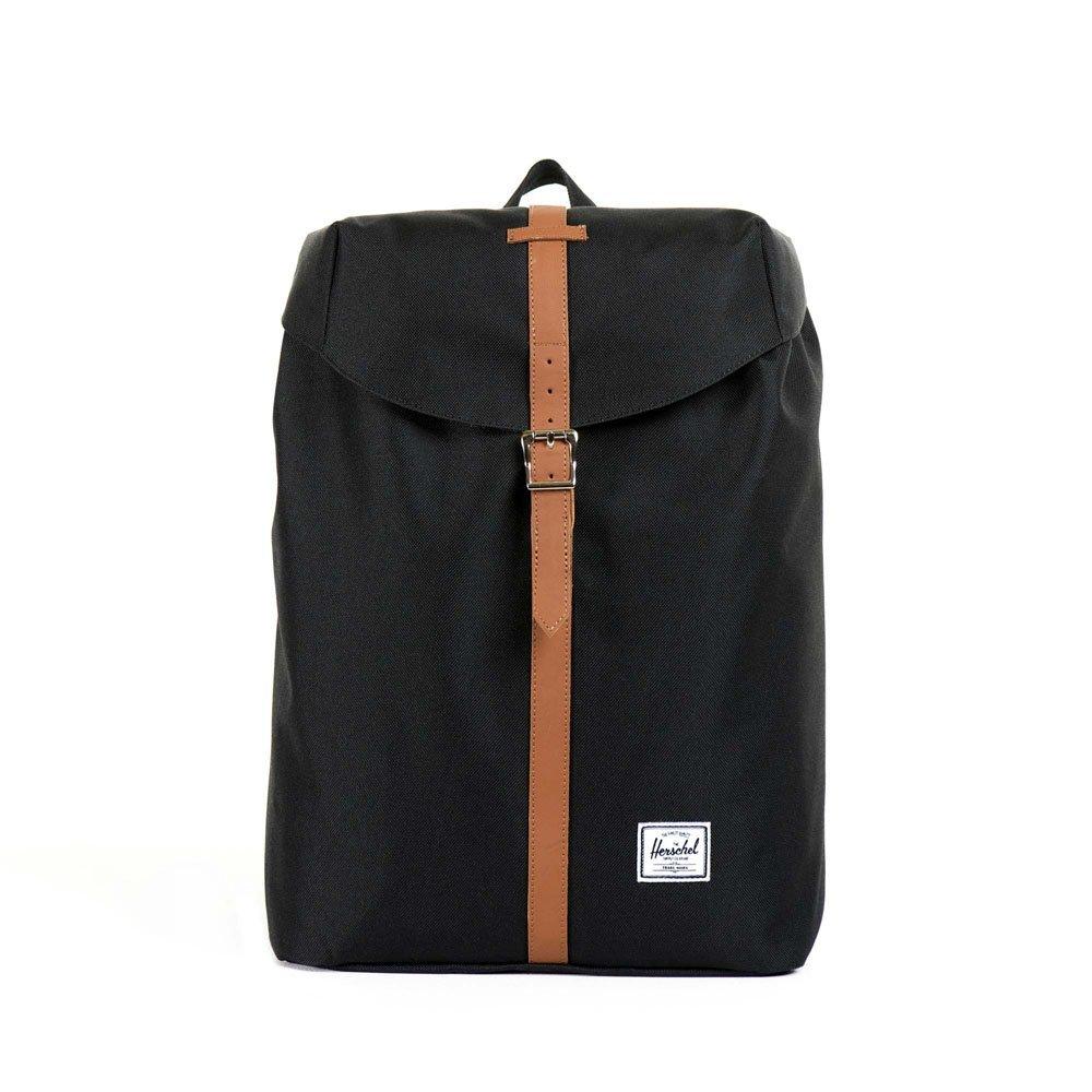 Herschel Classic Backpack Post black/tan 10021-00001