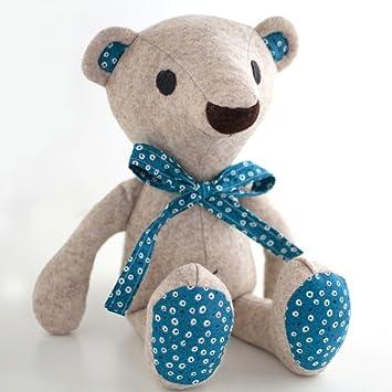 45,7 cm Teddy Bär Schnittmuster, keine Jointed Spieltier Bär ...