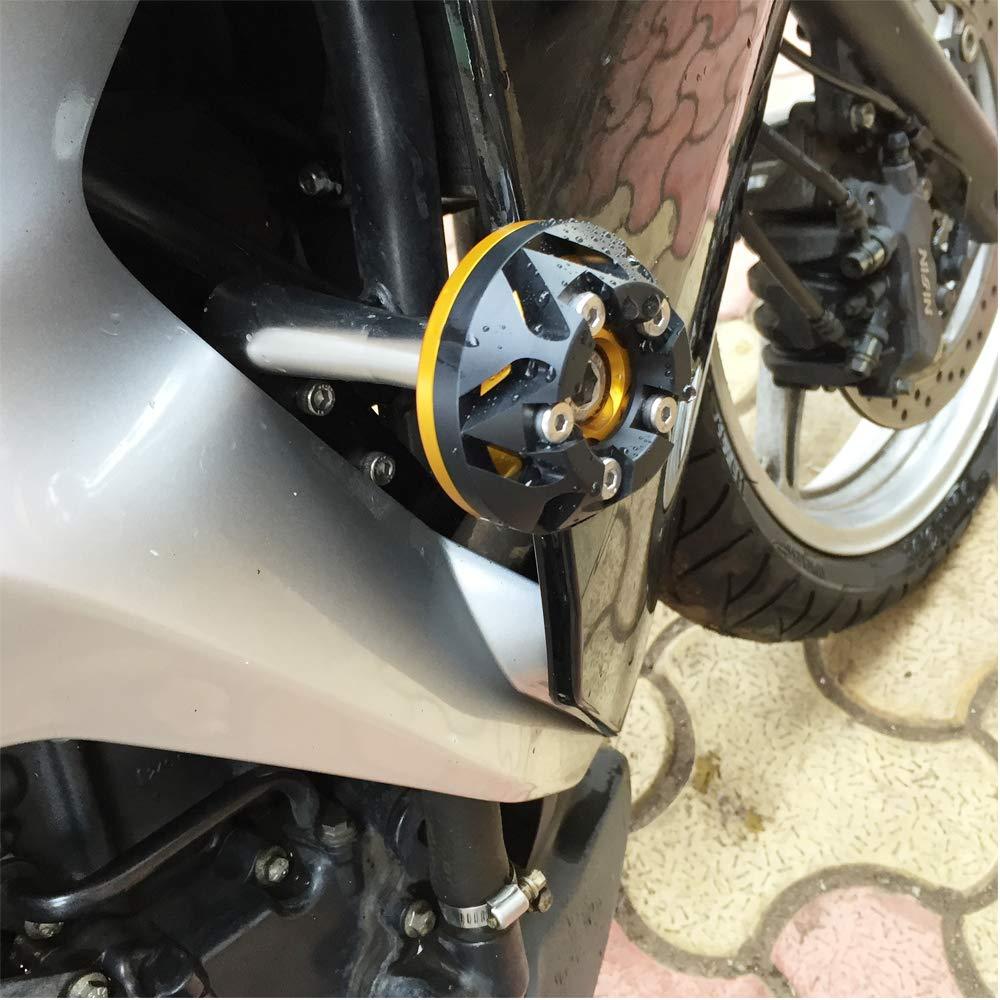Motocraze Honda Cbr250r Frame Sliders Crash Guards No Cut Slider All New Cbr 150 R Car Motorbike