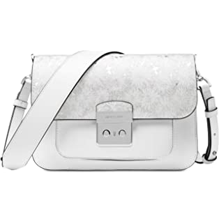 Michael Kors Sloan Editor Large Leather Shoulder Bag  Handbags ... 388bbe6c0174a