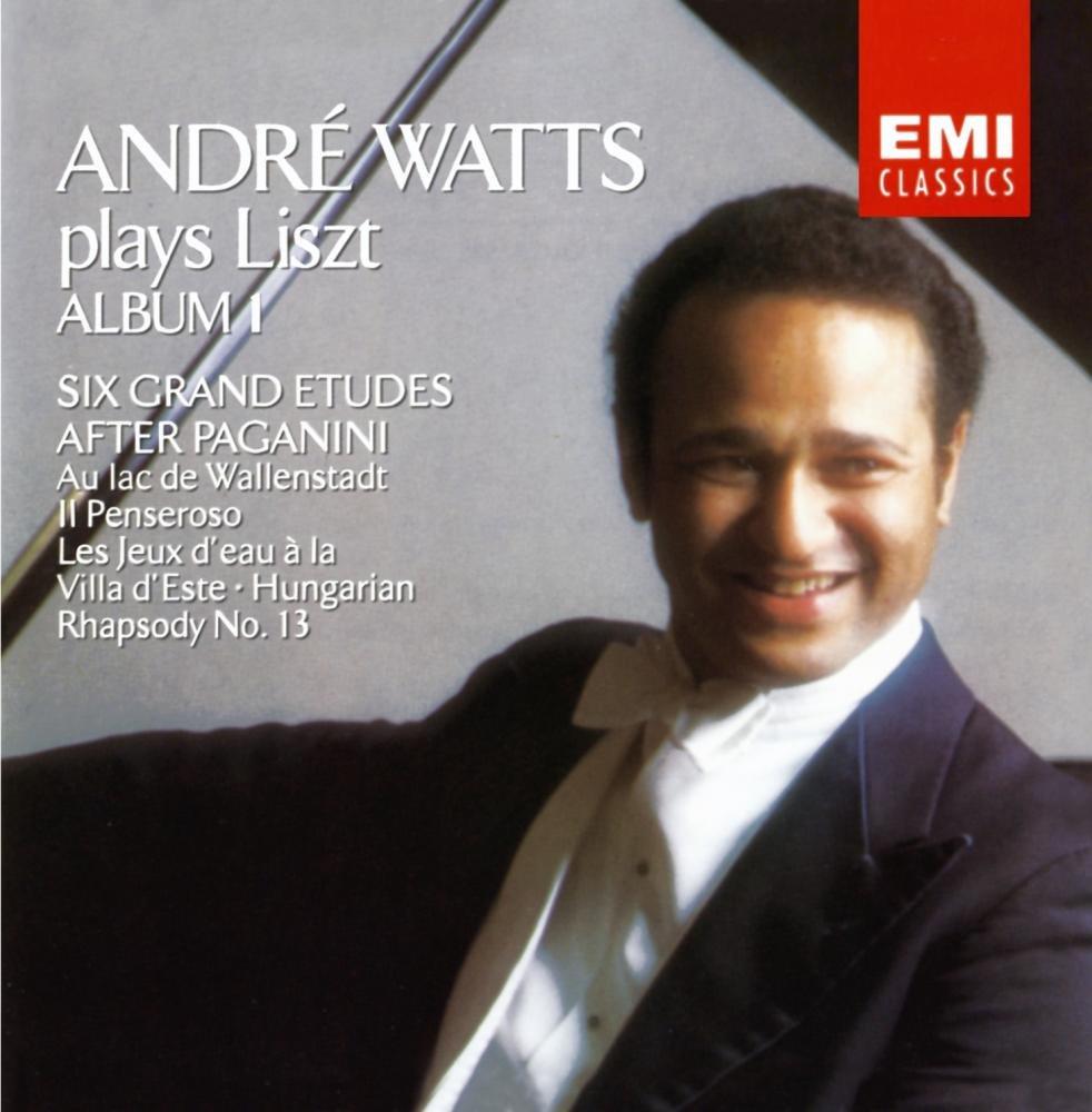 Andre Watts Plays Liszt Vol 1