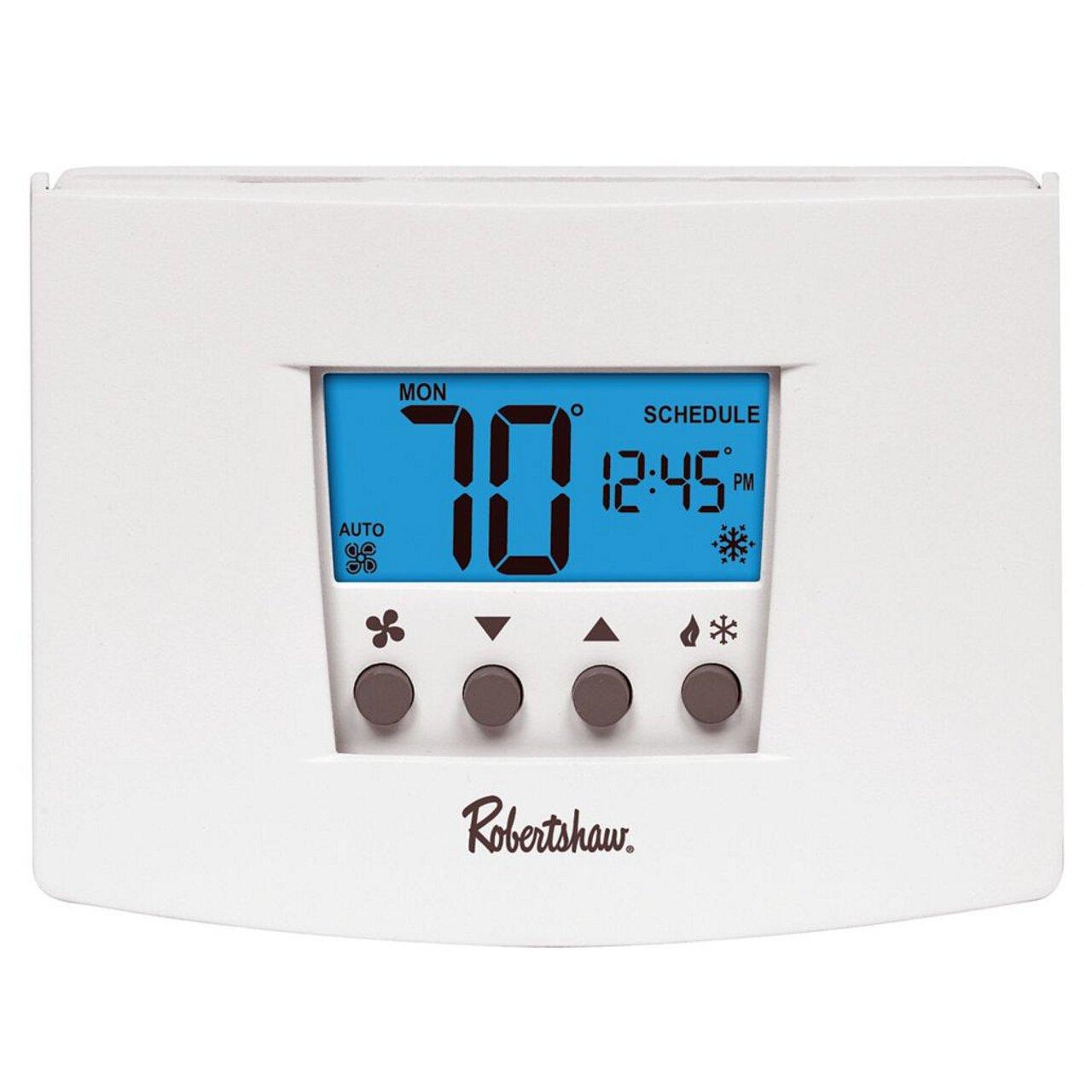 robertshaw 9600 thermostat wiring diagram robertshaw gas valve wiring diagram wiring diagram Maple Chase Thermostat Manual Programmable Thermostat Manual