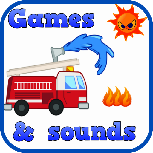 fire truck games for kids appstore for android. Black Bedroom Furniture Sets. Home Design Ideas