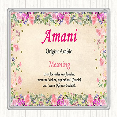 20++ Amani name meaning info