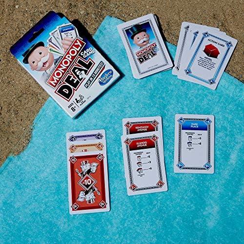 Juego de Cartas Monopoly Deal: Amazon.es: Juguetes y juegos