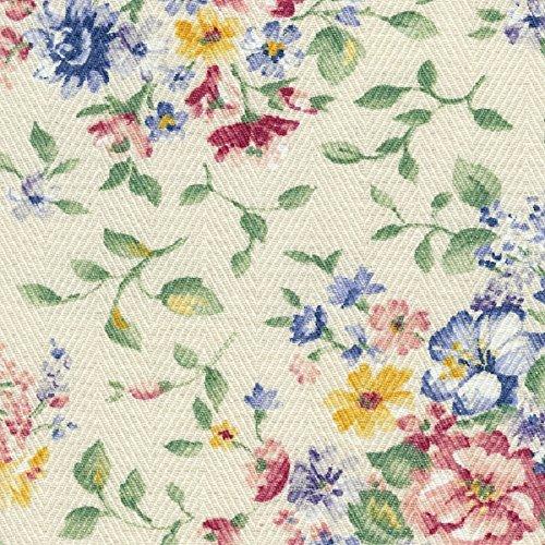(2002 Longaberger Horizon of Hope Basket Liner - Spring Floral)