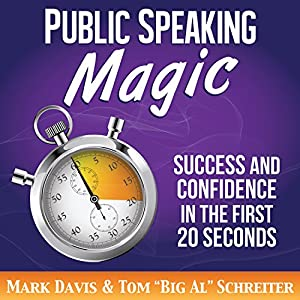 Public Speaking Magic | Livre audio