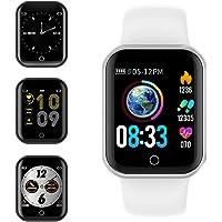 Smartwatch, KUNGIX Reloj Inteligente Impermeable IP68 Pulsera