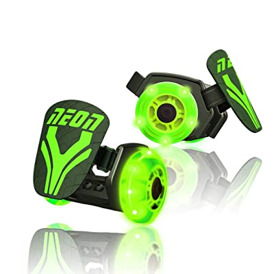 Yvolution Neon Street Rollers Green : Sports & Outdoors