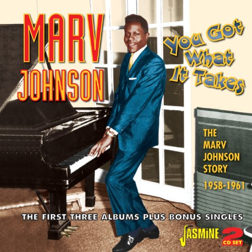 Marv Johnson - The Great Soul Collection - Zortam Music
