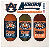 8 Pack AUBURN Tigers Grilling Gift Set 3-12 oz