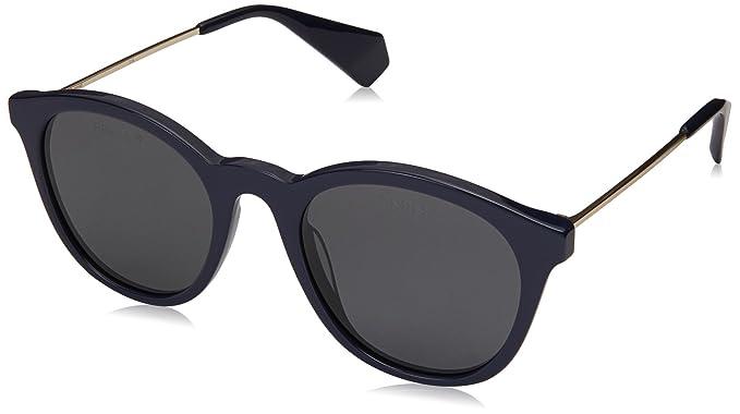 Polaroid 8047/S/XPJPM9, gafa sol mujer, montura en azul, lentes en gris. POLARIZADA.: Amazon.es: Ropa y accesorios