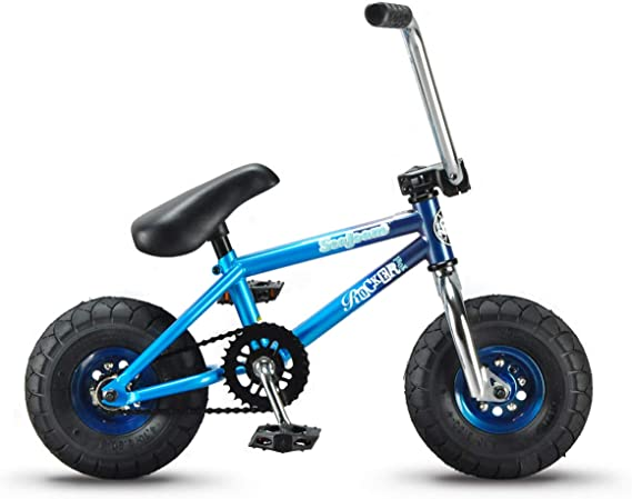 Rocker - Mini Bicicleta BMX - Modelo iROK SEAMFOAM: Amazon.es ...