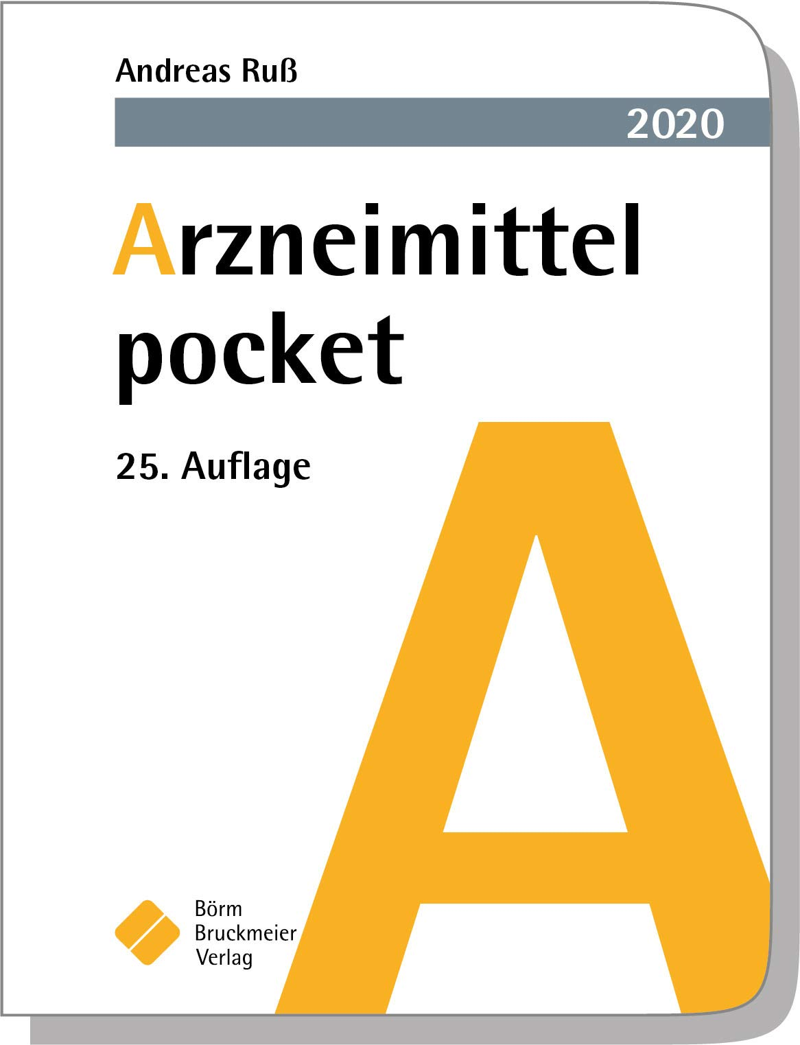 Arzneimittel Pocket 2020  Pockets