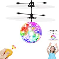 CPSYUB Flying Toys, Boys Toys Age 8, Hand Operated Mini Drone, Hands Free Helicopter Toys for Boys Age 4, 5, 6, 7, 8, 9, 10, 11, 12 Girls, Easy Flying Ball Drone for Kids Toys Gifts